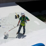Roof Cleaning and Roof Coating Services Houston