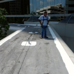 Houston Tie Back Installation, Checurmb Installlation and Roof Coating