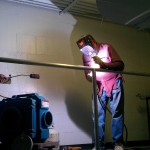 Houston Aluminum Handrail Fabrication