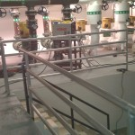 ADA Aluminum Handrail Manufactoring