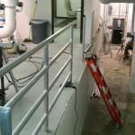 Manufactoring of ADA Aluminum Handrail