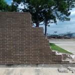 Houston Bollard Installation