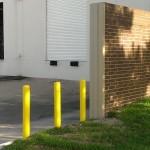 Bollard Installation Services in Houston