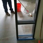 Commercial Clear Floor Sealer of Houston