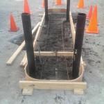 Concrete Atm Pad Structure