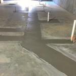 Houston Concrete Trench