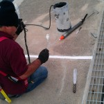 Crack Chasing Repair Services in Houston