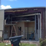 Exterior Plaster Reconstruction Houston