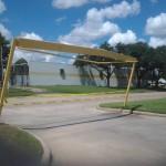 Houston Headache Bar Damage