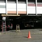 Houston Headache Clearance Bar Fabrication and Installation
