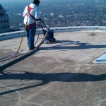 Shot Blasting and Deck Coating Services