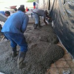 Houstong Concrete Pouring for Sidewalks