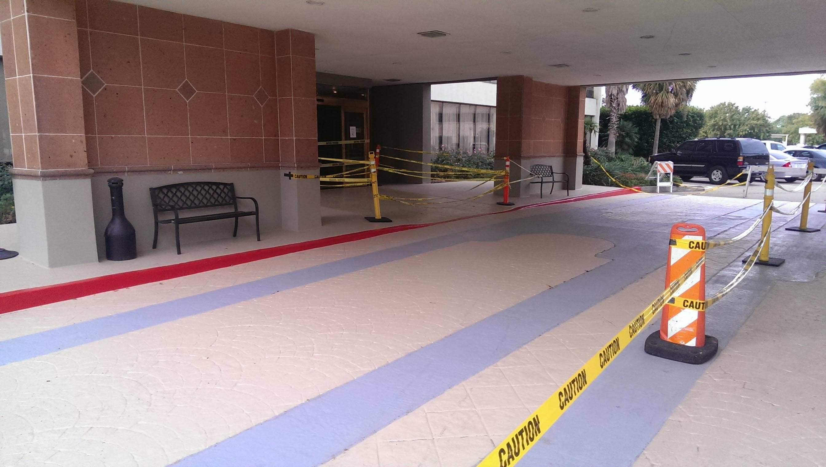 Traffic and Pedestrian Deck Coating - Chambers Restoration