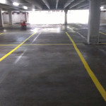 Houston Parking Lot Striping