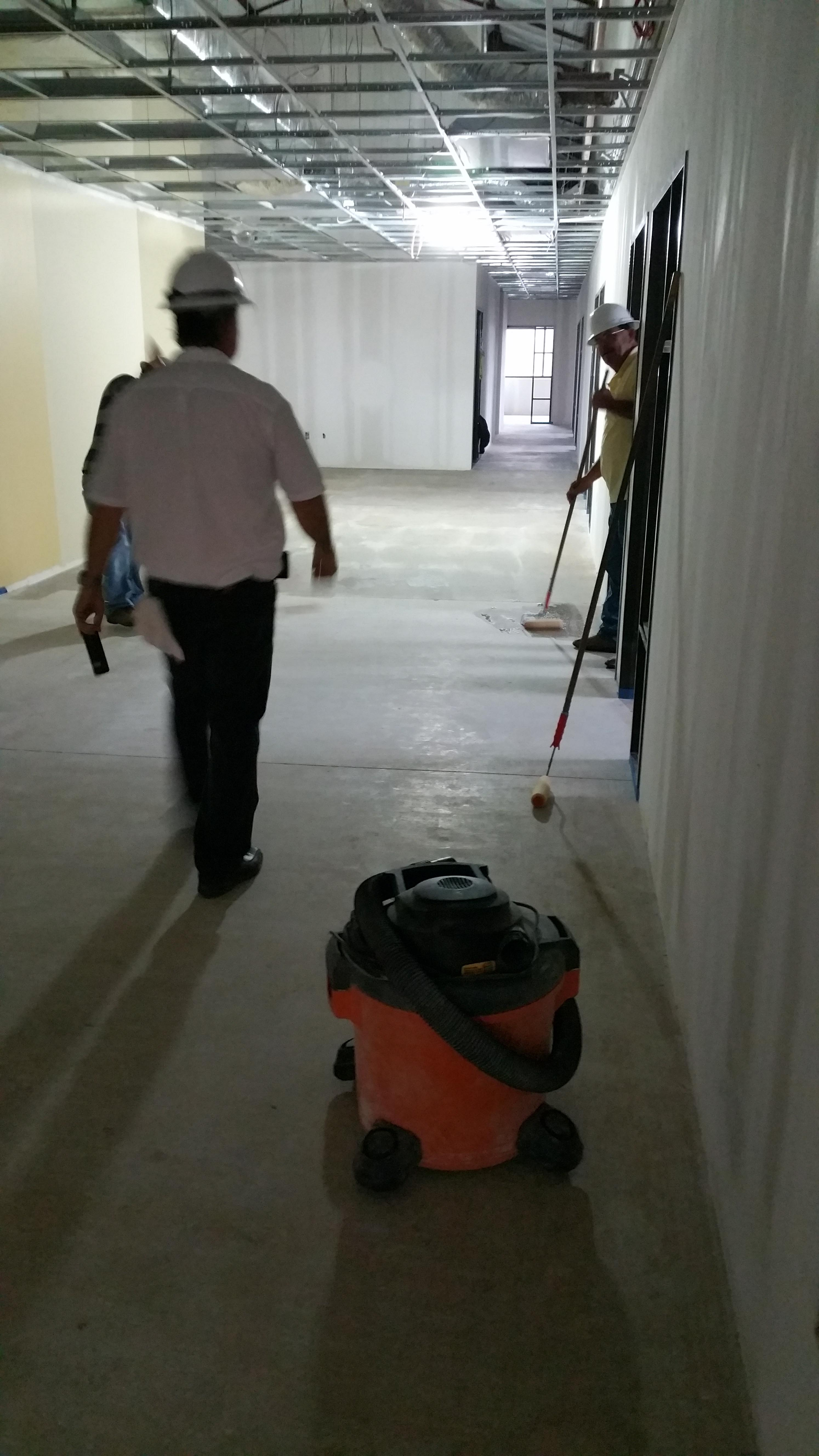 Floor Sealer Services In Houston Tx Chambers Restoration