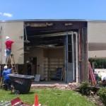 Repair to Wall Damage