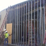 Reparation to Damaged Wall